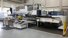 Nieuwe investering: Trumatic 7000 pons-laserinstallatie